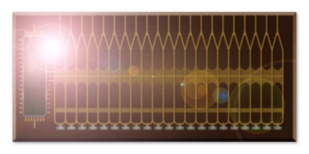 Infinera Leads the Industry in Photonic Integration with Large-Scale Photonic Integrated Circuits