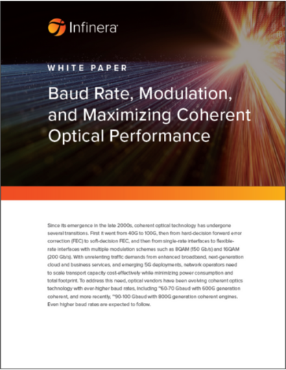 white paper on baud rate modulation