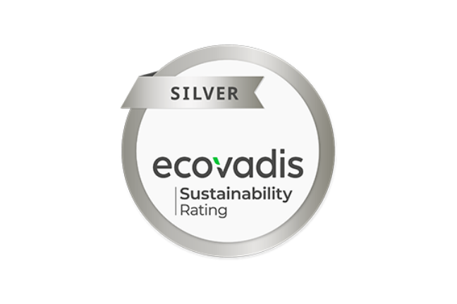Silver Sustainability Certificate