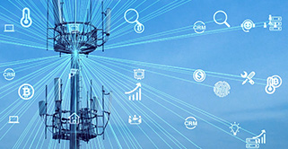 5G Mobile Tower and Applications and Services