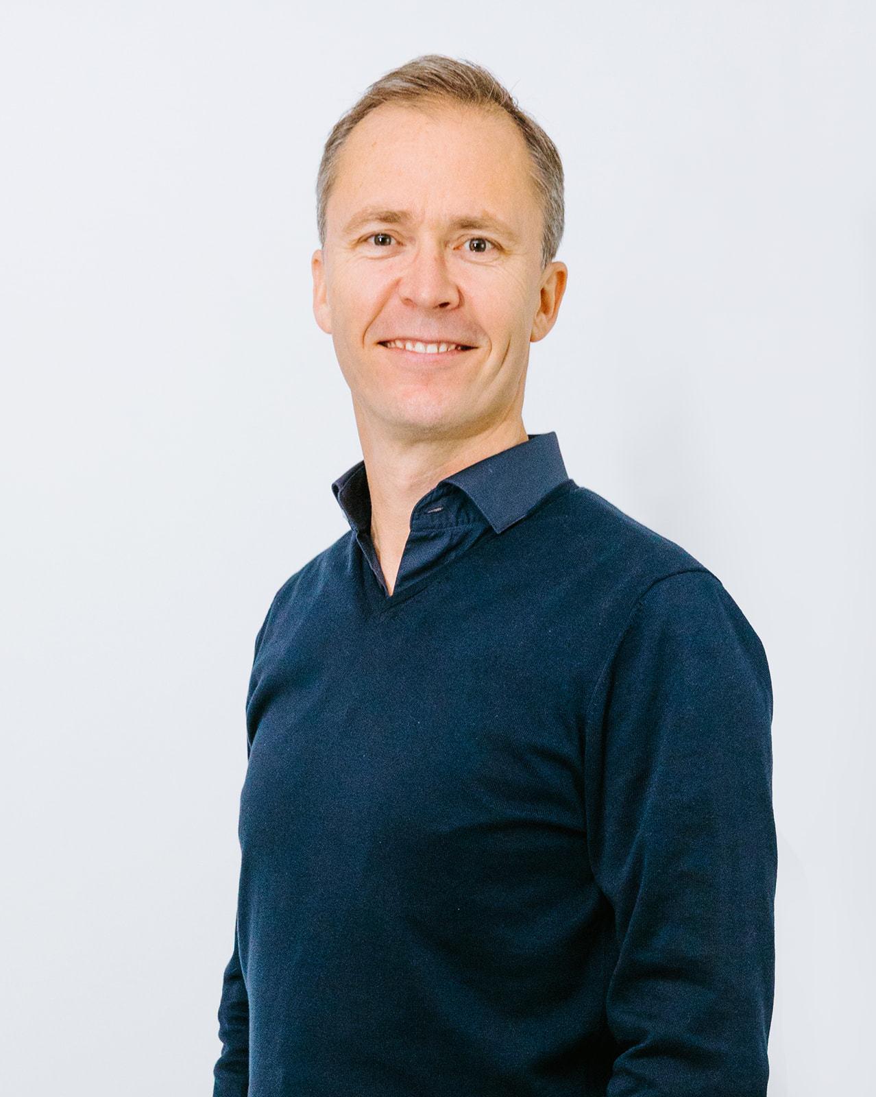 photo of Peter Zwinkels Senior Sales Director