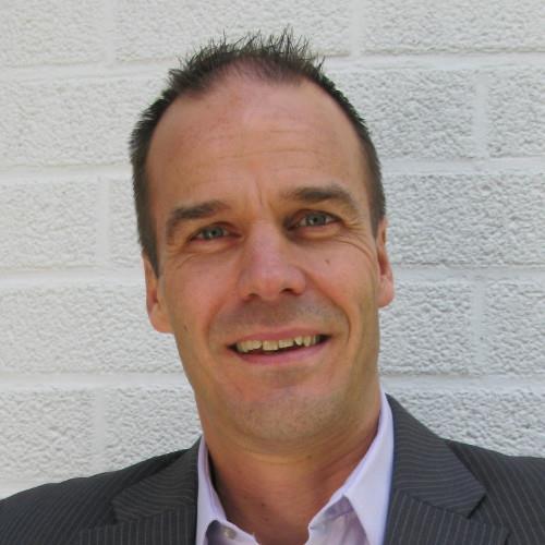 photo of Ronald van der Kraan SVP Sales, EMEA