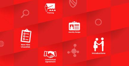Infinera employee hiring process image