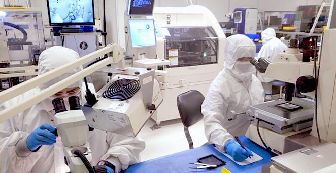 Infinera Optical Innovation Center