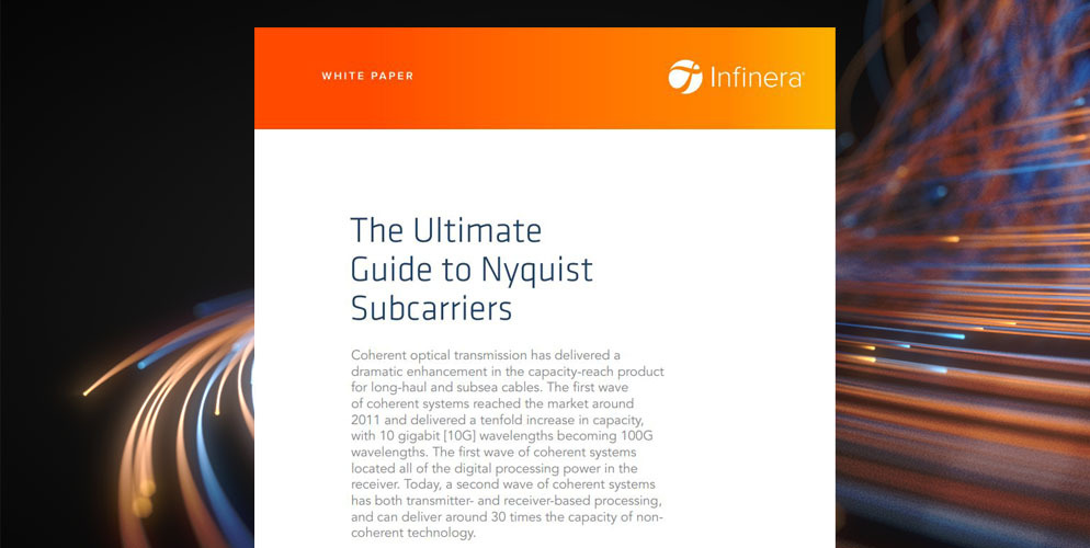 Nyquist-subcarriers white paper