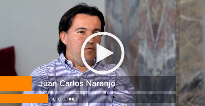 Juan Carlos Naranjo - CTO, UFINET
